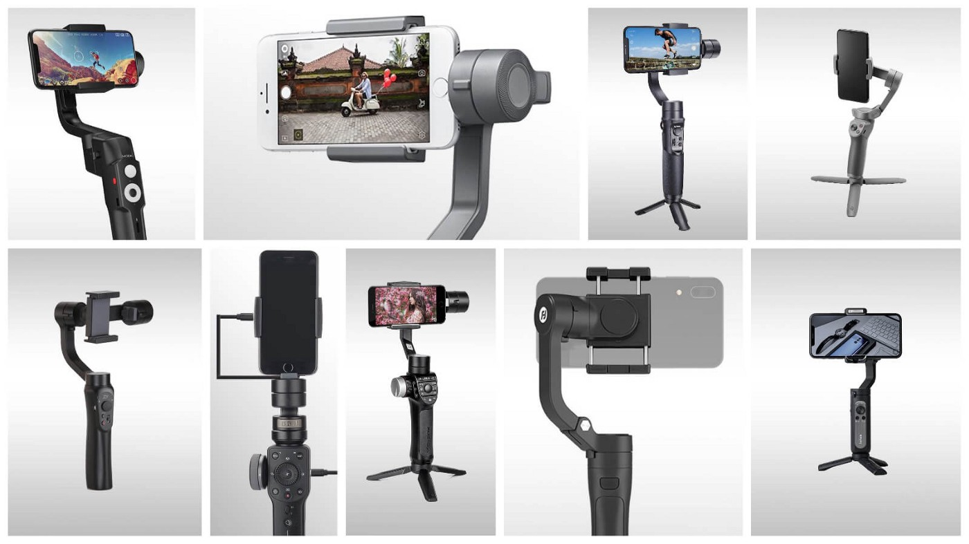 Best Cheap Phone Gimbals for the Money