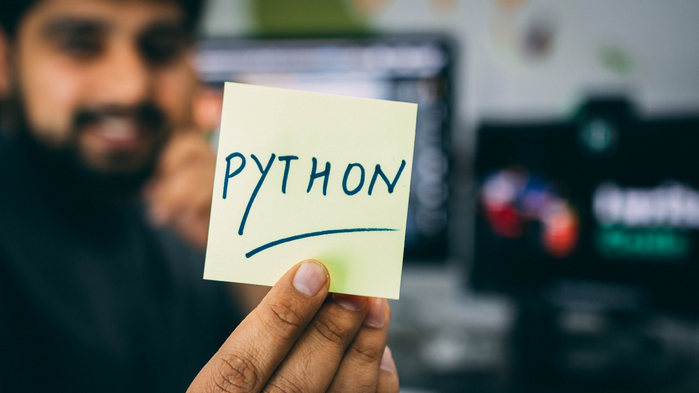 The Next Big Thing is Python