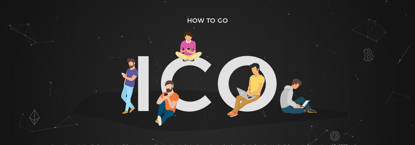 how to start an ico