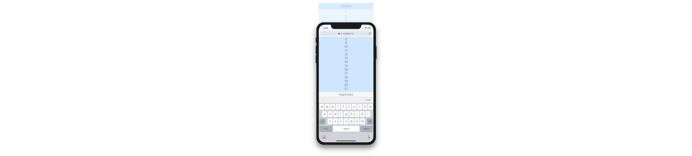 The Eccentric Ways of iOS Safari with the Keyboard - Open Digerati