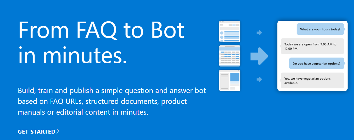 Creating a Chatbot with Microsoft Azure QnA Maker and Alexa