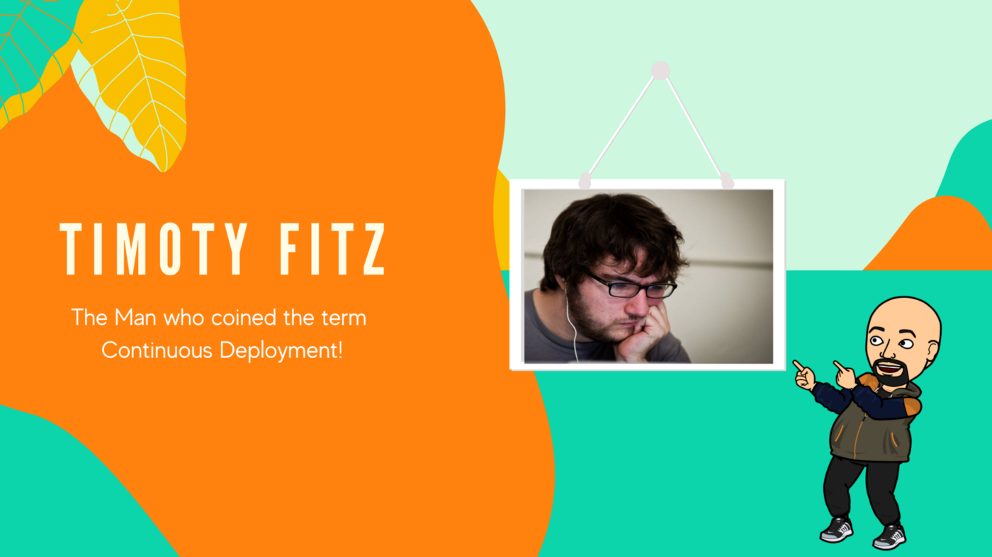 Who coined the term Continuous Deployment?! | @iSwamiK