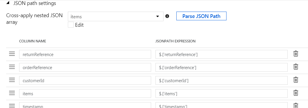 Flattening JSON in Azure Data Factory - Gary Strange - Medium