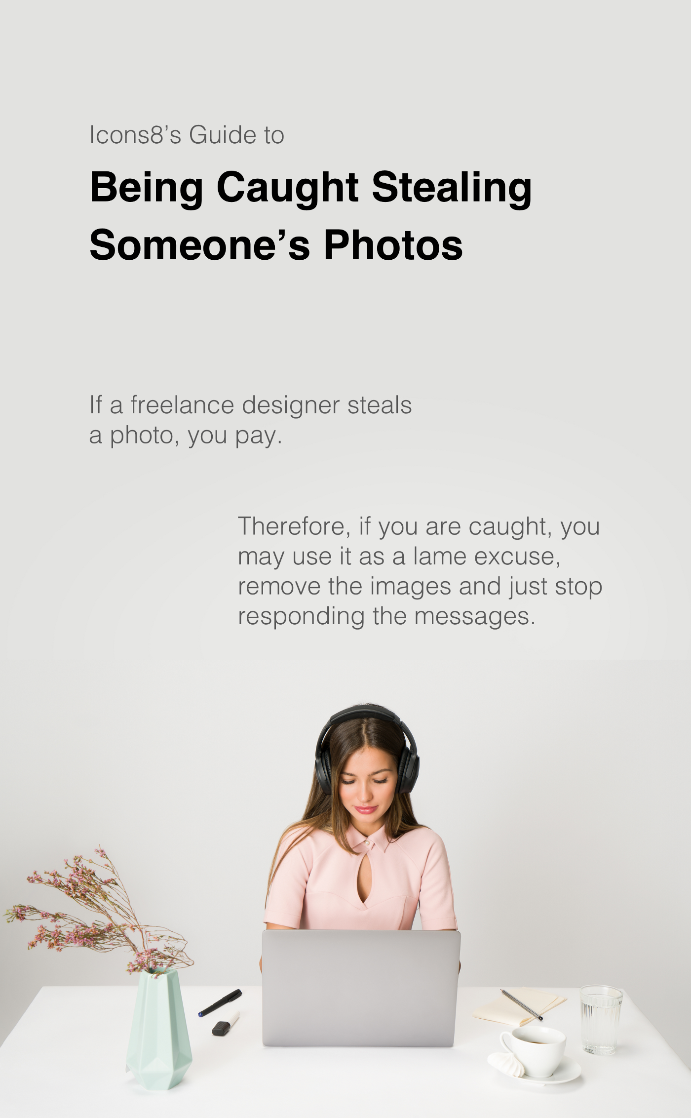 How to Steal Stock Photography - Moose Photo - Medium