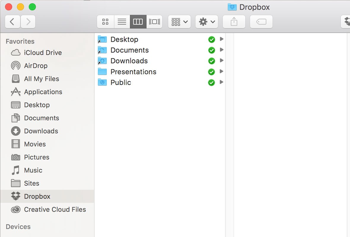 Syncing Folders With Dropbox That Aren't in Dropbox…say, what?