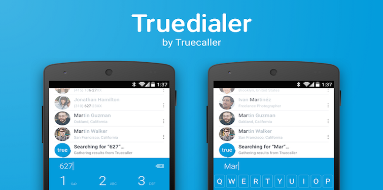 How to kill a bigger company with a better UX: Truecaller vs Drupe