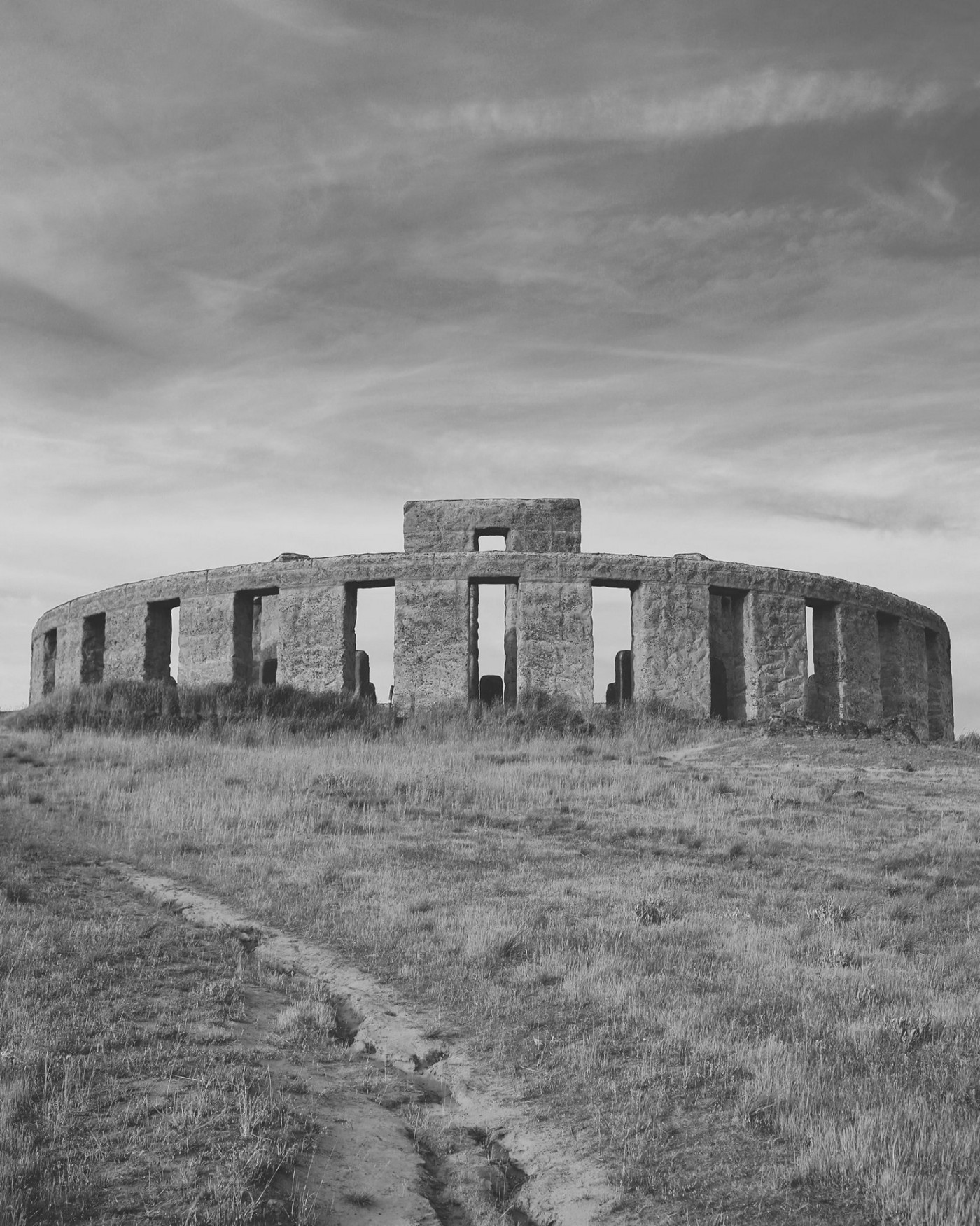 Did you know there's a Stonehenge in Rural Washington?