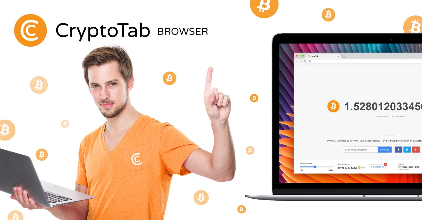 CryptoTab/BROWSER. Try the new CryptoTab browser featuring…   by ...