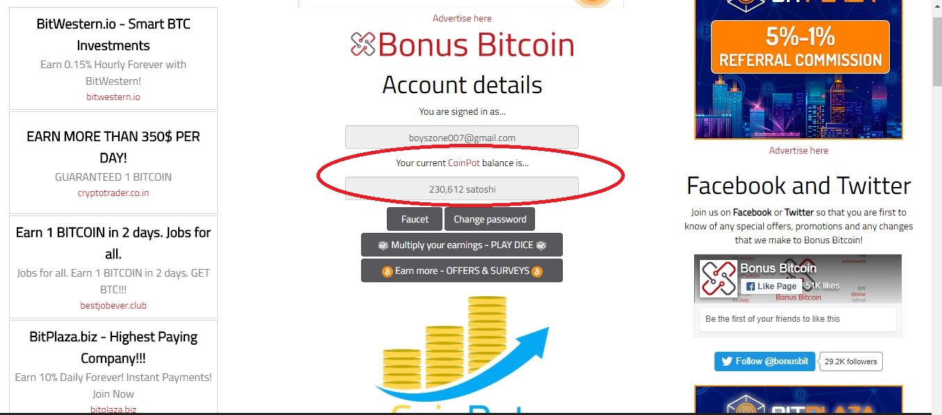 Earn bitcoin forever reviews