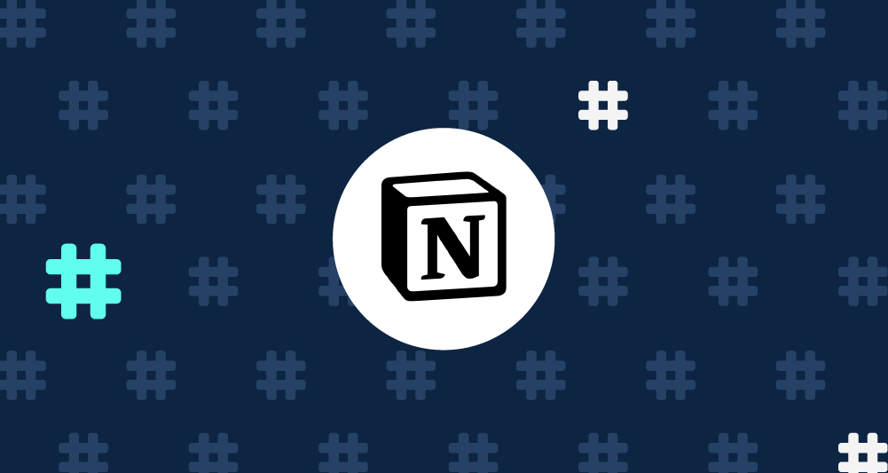 Using Notion for starting out a new Instagram account meant for growth with a strategy built around performance metrics.