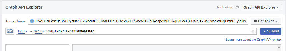 How to use Facebook Graph API and extract data using Python!