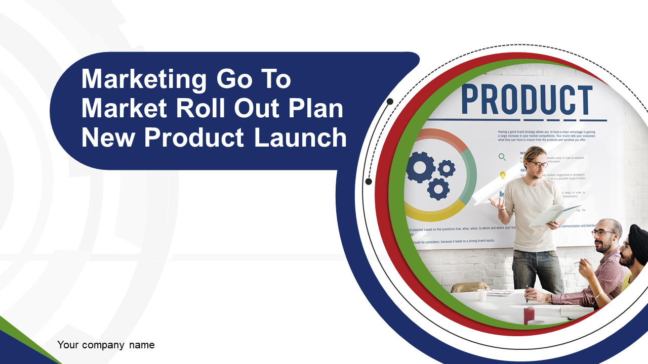 Market Roll out Plan PowerPoint Template