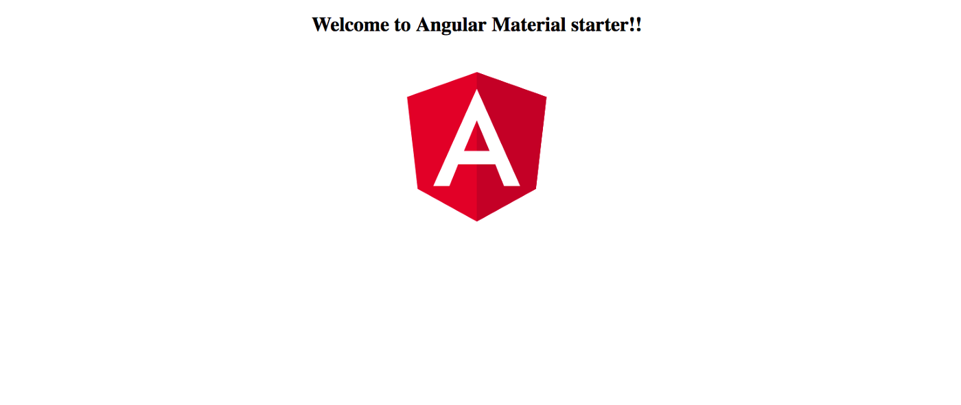 Getting Started with Angular Material - codeburst