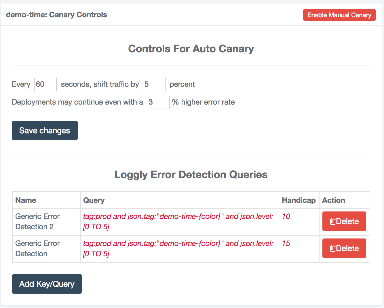 Shifting release ownership with Intelligent Canary Deployments and
