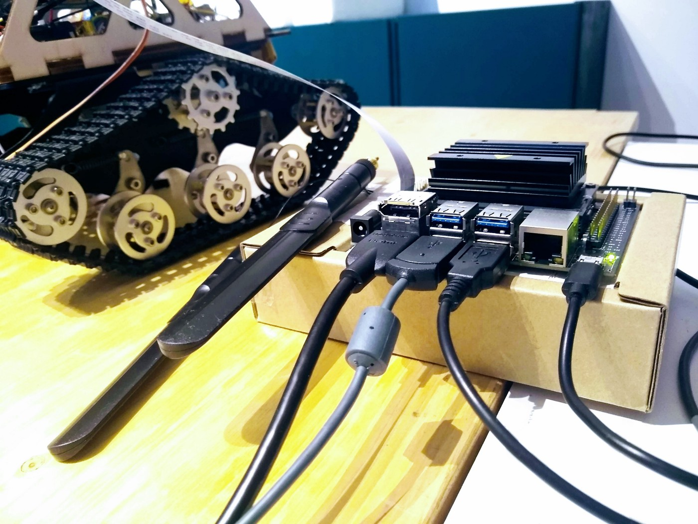 Wireless Networking for the Jetson Nano and RPi - Marcus Jones - Medium