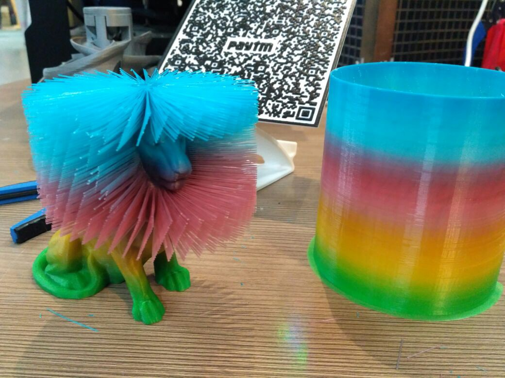 Furry Lion — 3D Printing Trend of the Week - 3Ding Stories - Medium