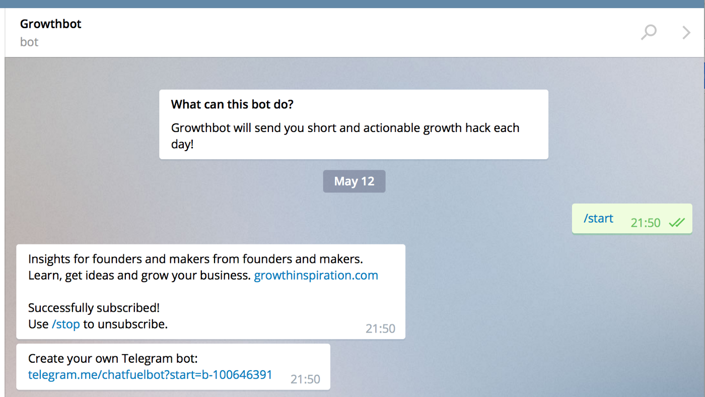 10 of the most useful bots for Telegram - Chatbots Developers - Medium
