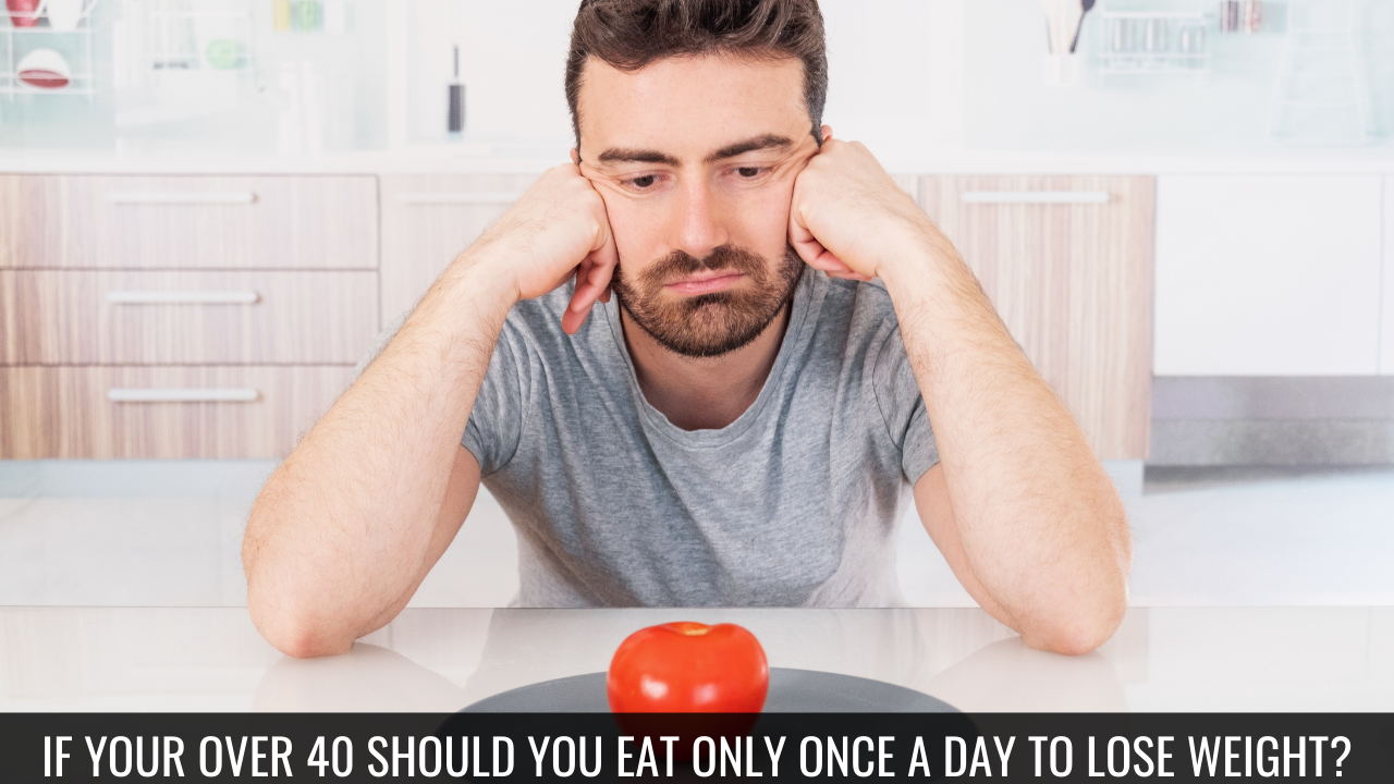 Trevor Folgering—OMAD, Eating only one meal a day to lose weight—Biohacked