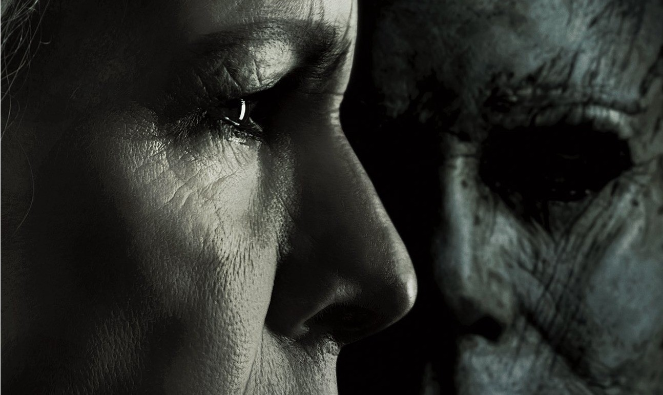 Halloween 2018 Michael Myers Face.Michael Myers Can T Kill Feminism In New Halloween Hannah Barry