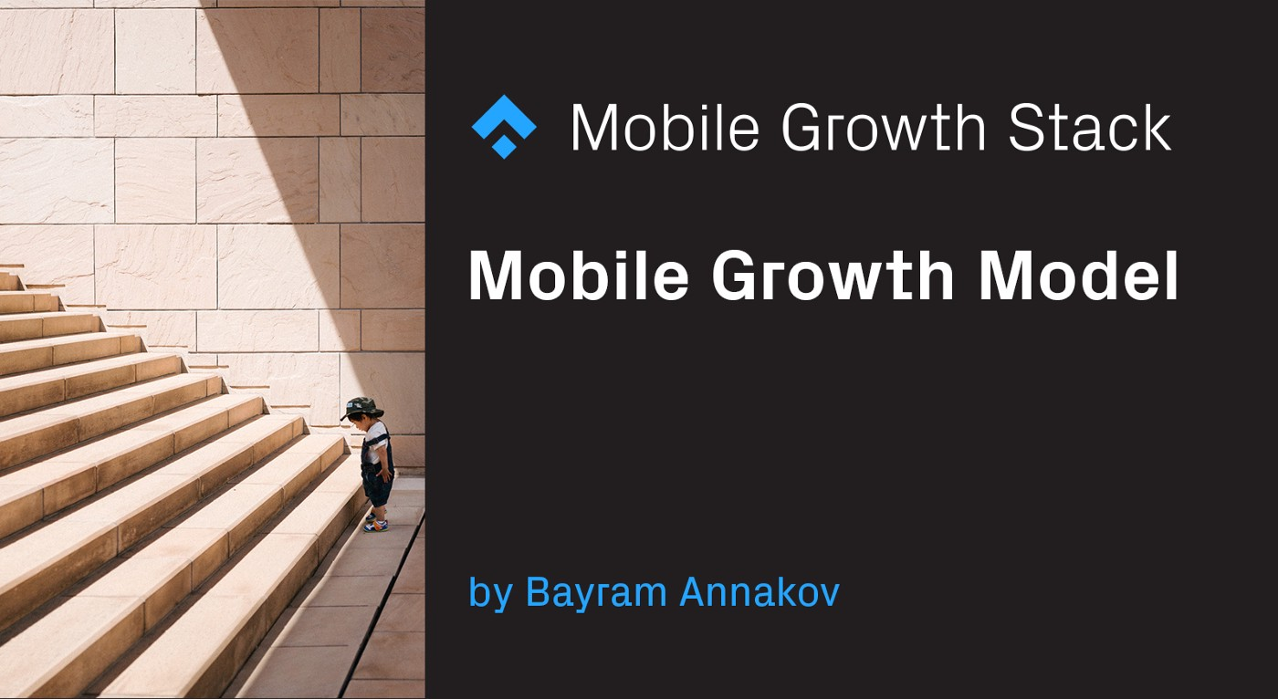 Mobile Growth Model - The Mobile Growth Stack