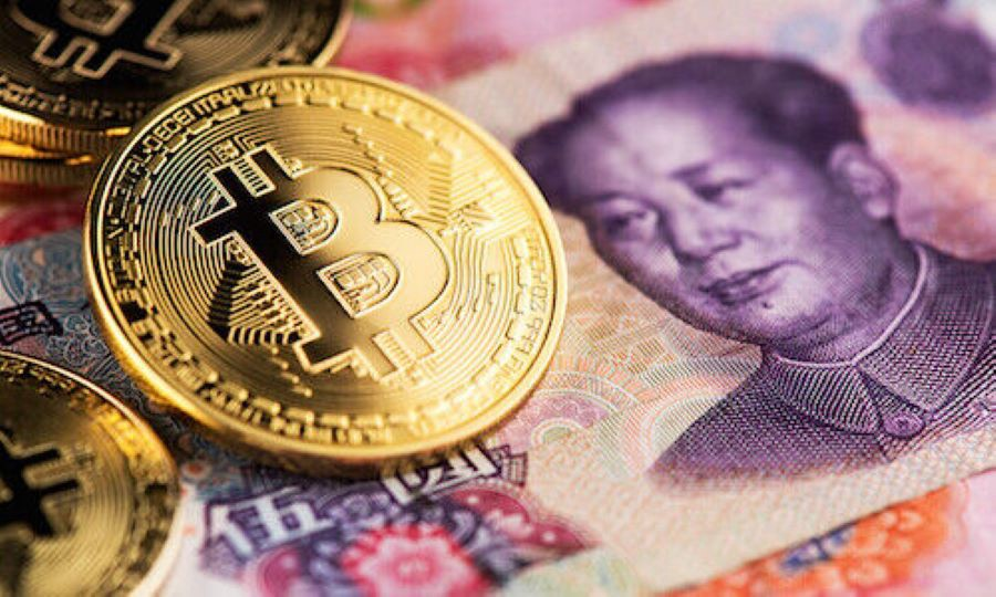 Could china use cryptocurrency as a financial weapon