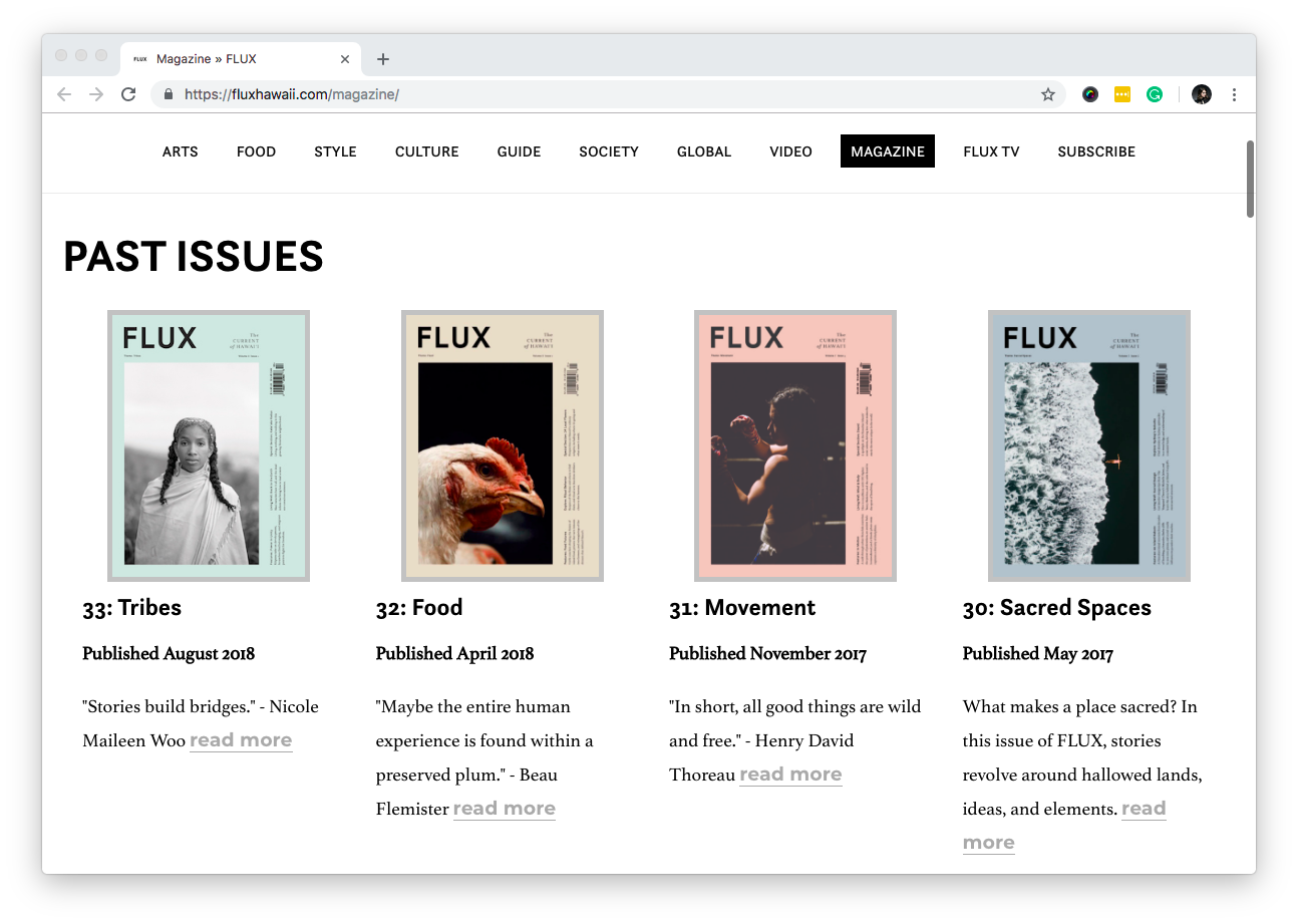 Want to start your own online magazine? Readymag publishers offer advice