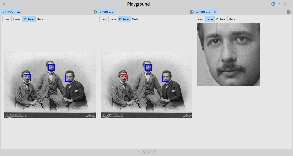 Playing with face detection in Pharo - Andrei Chis - Medium