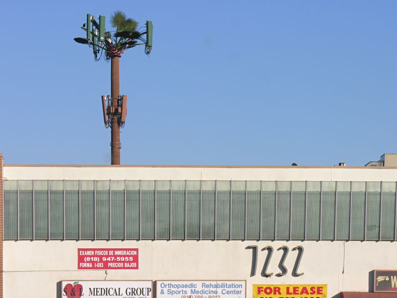 A Brave New World for Cell Antennas in California - Omar Masry - Medium