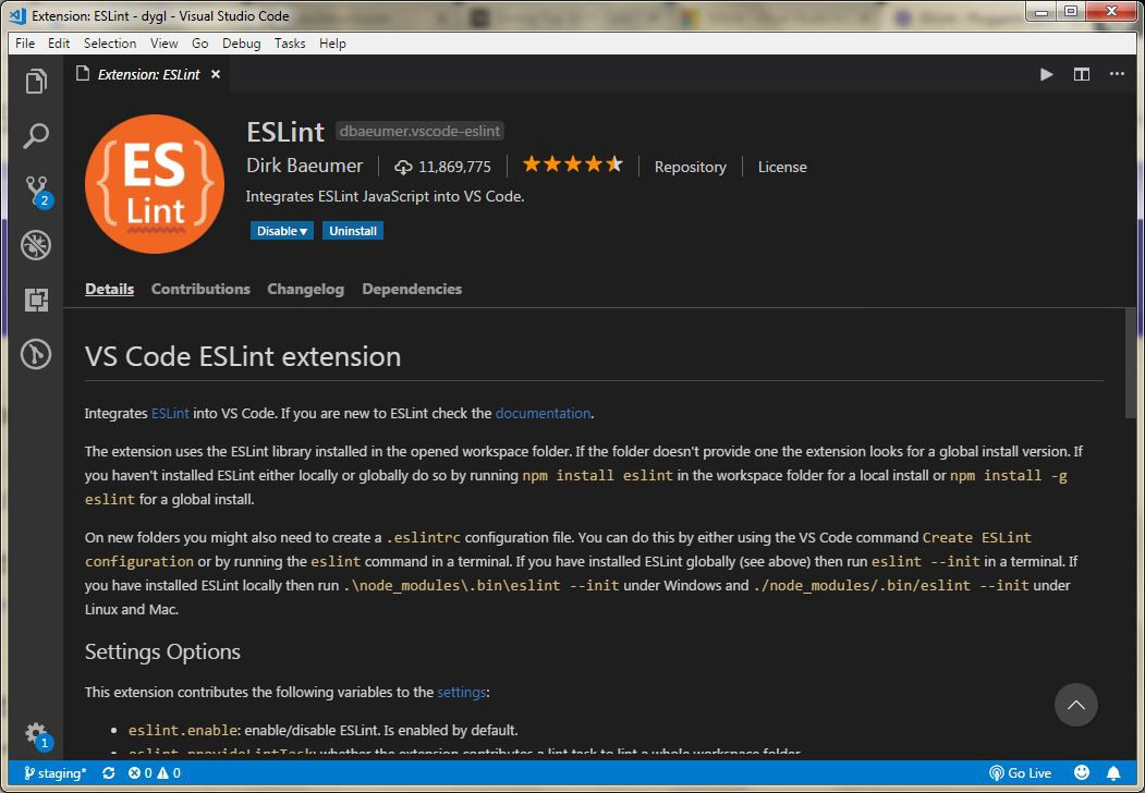 10 VS Code Extensions for FrontEnd Developers in 2019