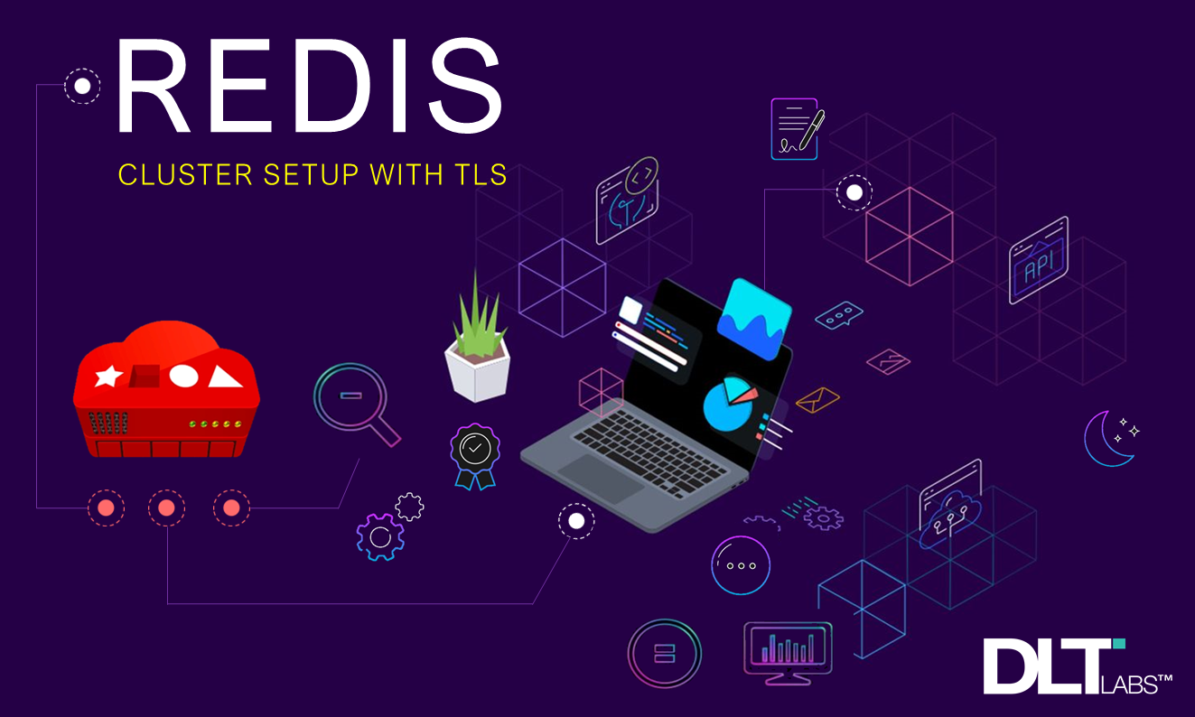 How to set up a Redis Cluster with TLS in a local machine
