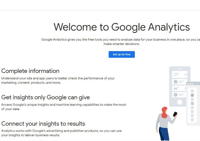 How to use Google Analytics for Increasing Your Website Traffic