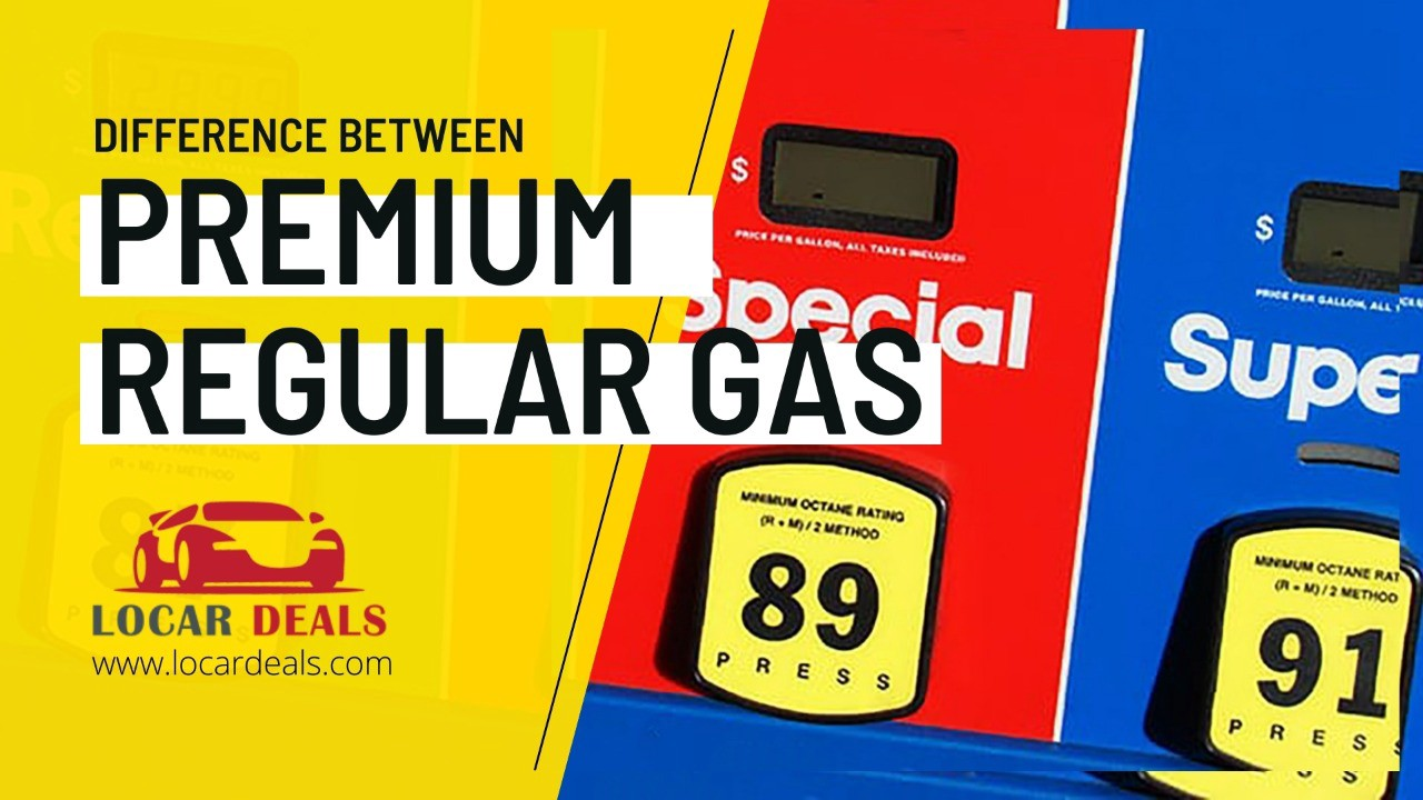 Difference Between Premium and Regular Gas