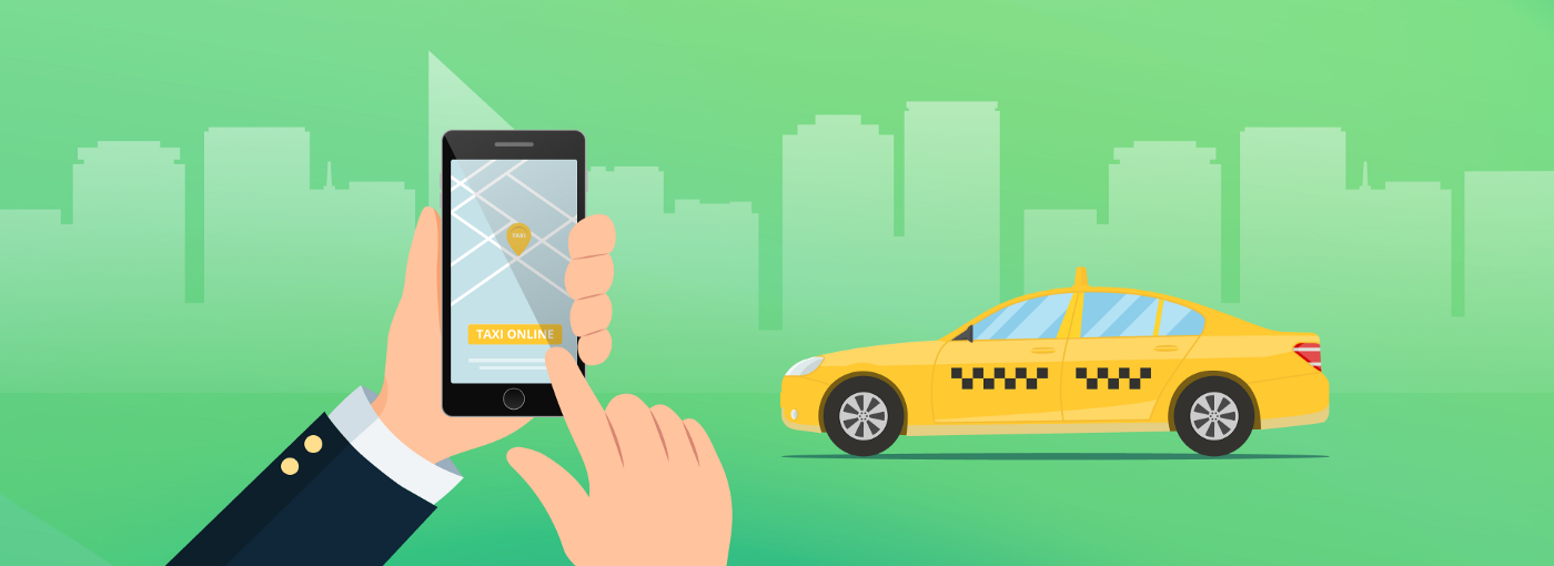Shape your taxi business with Taxi App Solutions by Emxcel