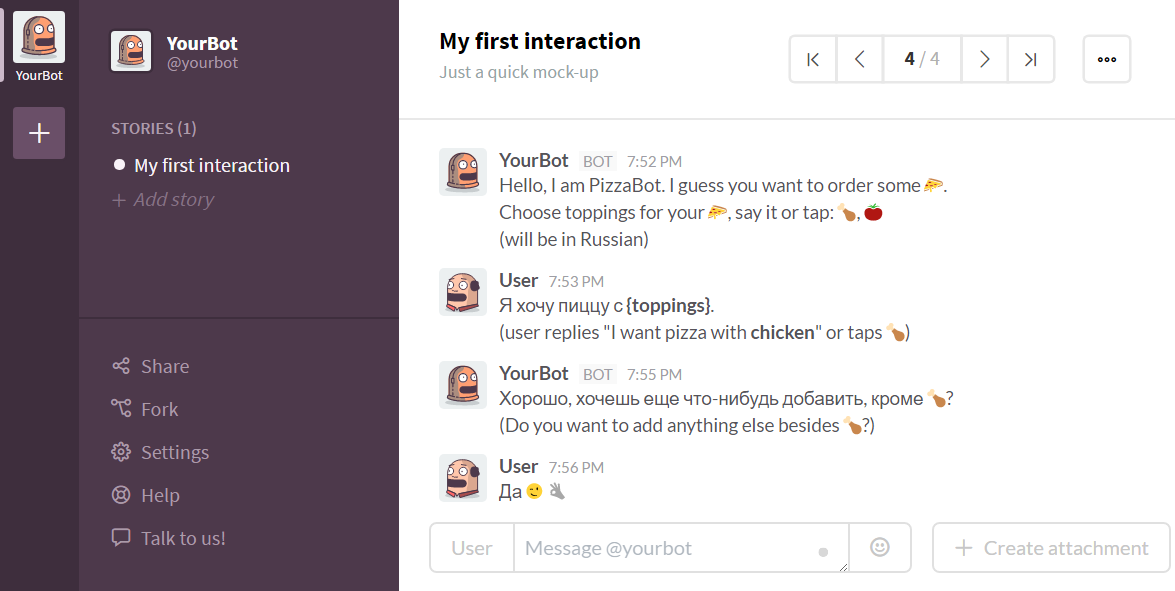 Do You Want Your Chatbot to Converse in Foreign Languages? My