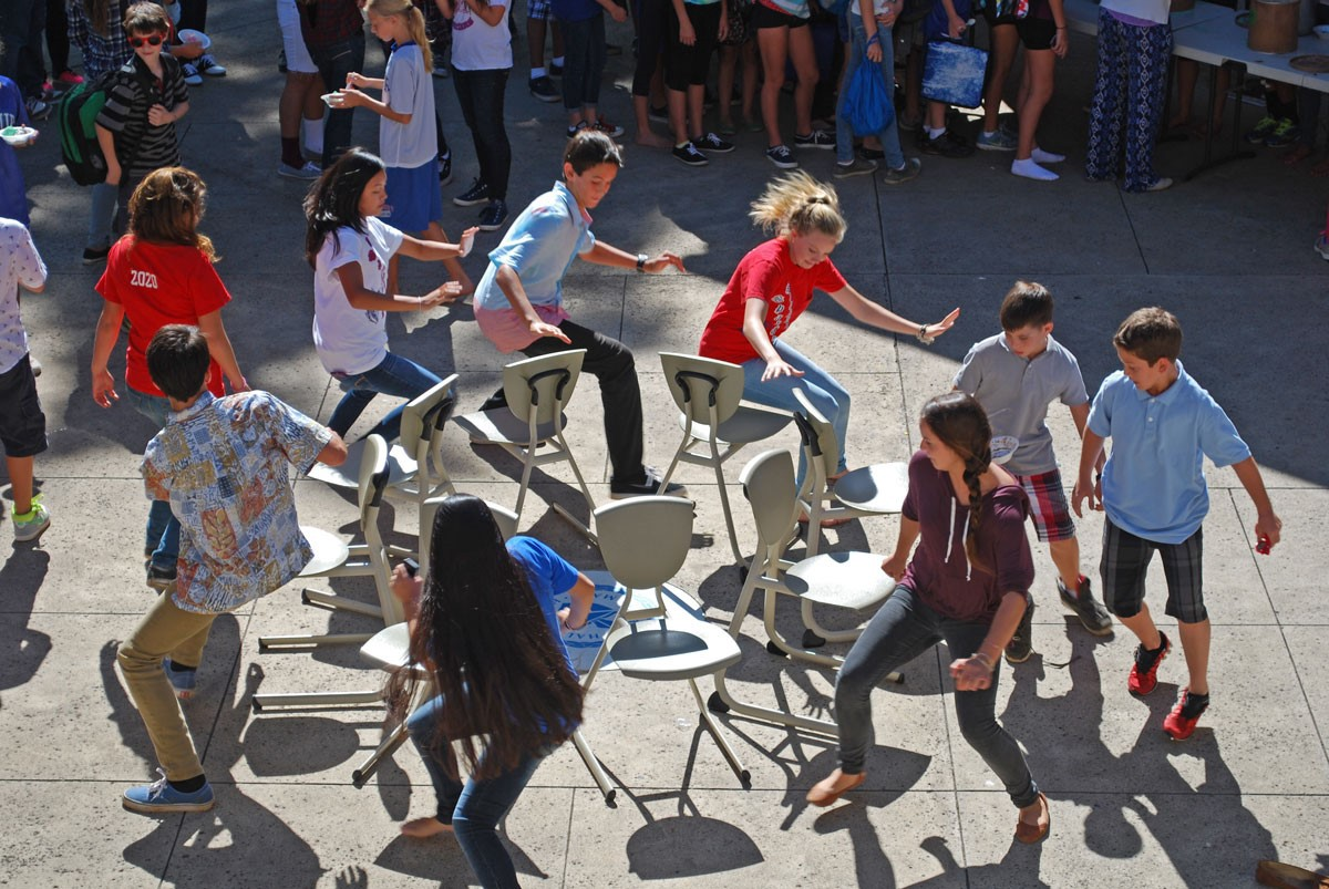 Image result for  4. Musical chairs: