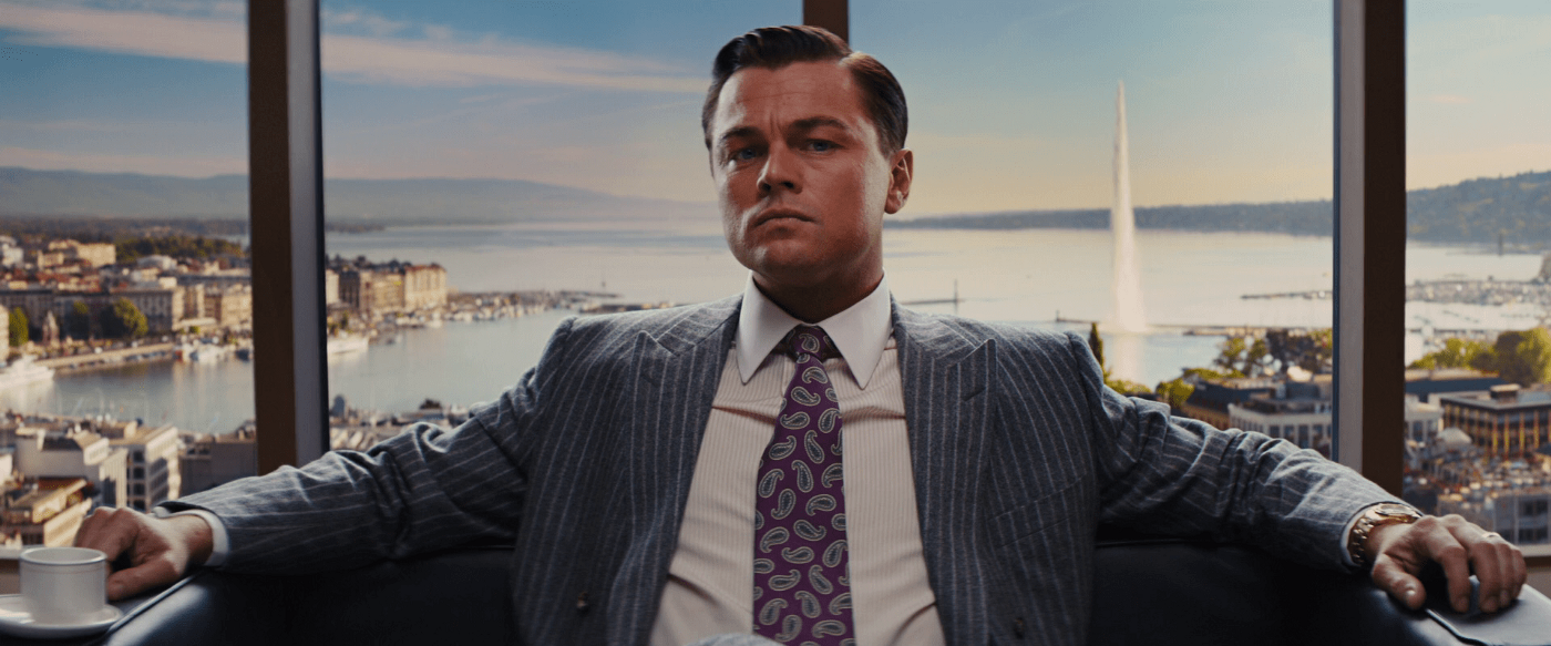 Leonardo Di Caprio in Wolf of Wall Street — How to grow your sales funnel tenfold in less than 6 months