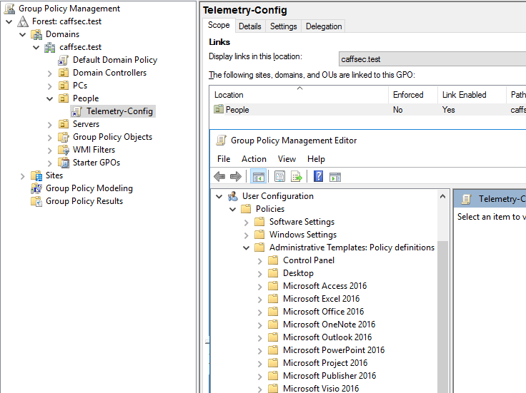 Using Office Readiness/Telemetry Tools To Plan Macro/Add-On Hardening