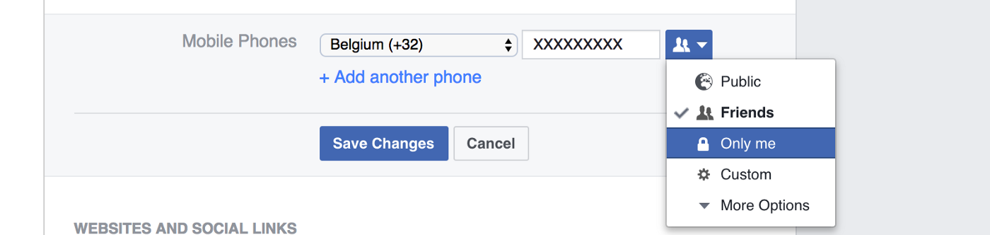How I got your phone number through Facebook - intigriti - Medium