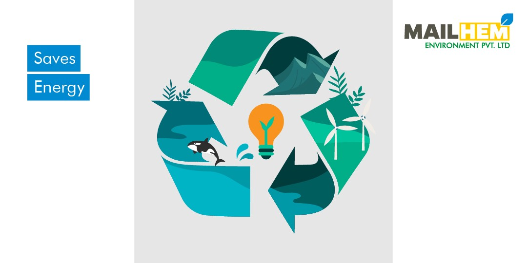 How Recycling helps in Waste Management | Waste Management | Mailhem Environment | Recycle Waste | Saves Energy | Recycling |
