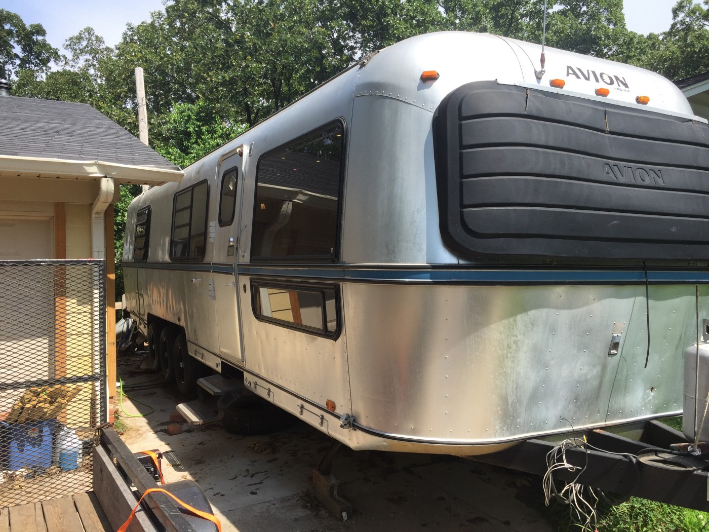 1988 RV: A Filmmaker's #TinyHome Remodel - Bailey Eubanks - Medium
