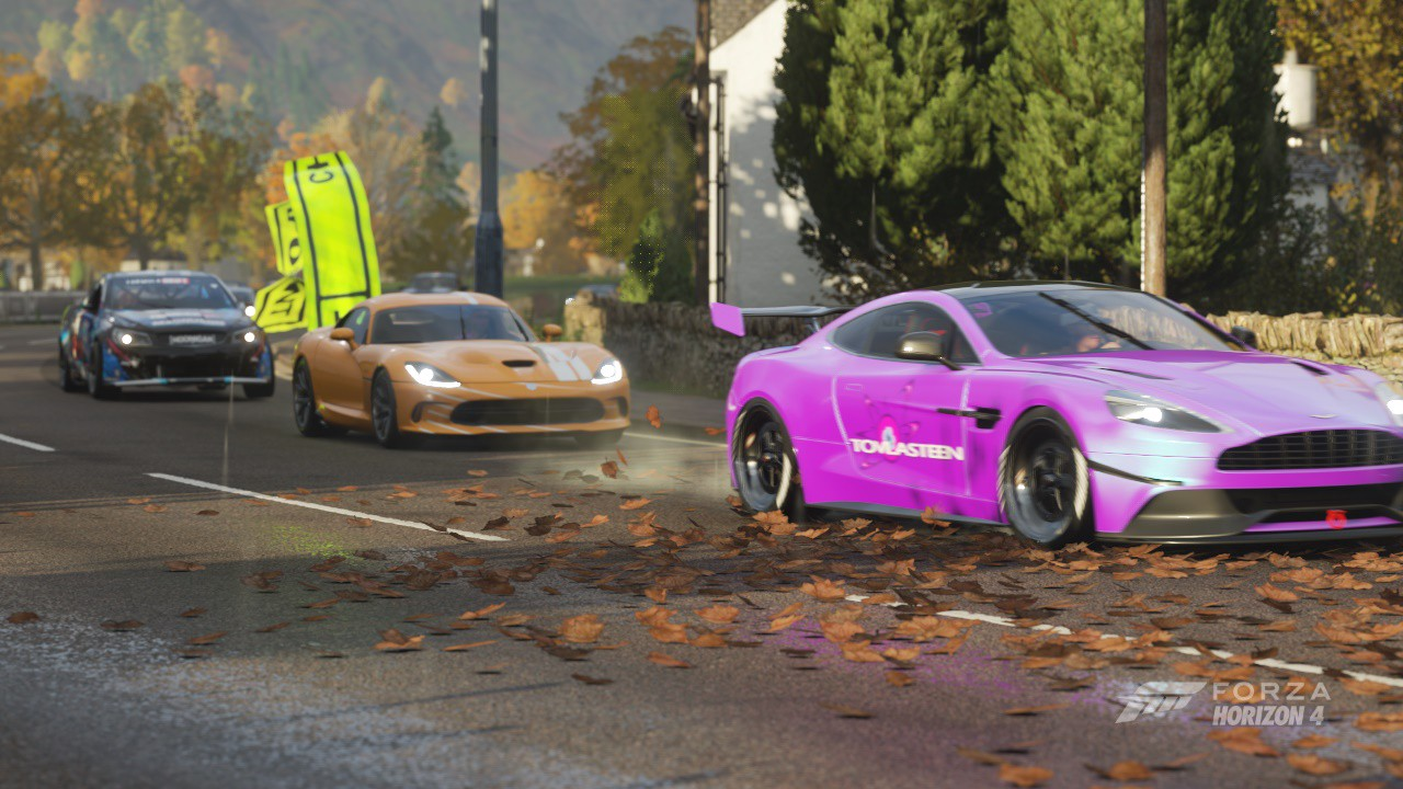 What's Good?: Seasonal Events in Forza Horizon 4 for Series 11