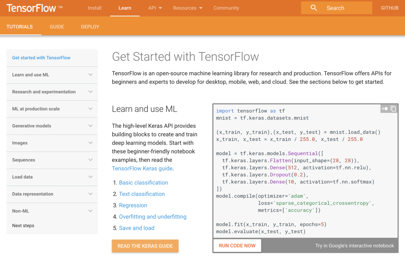 Mobile intelligence — TensorFlow Lite classification on Android