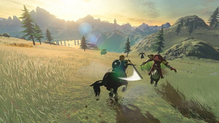 The brilliance of The Legend of Zelda: Breath of the Wild