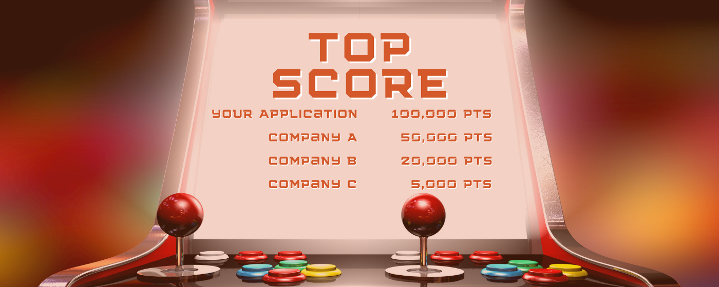 Top Score: Your Application