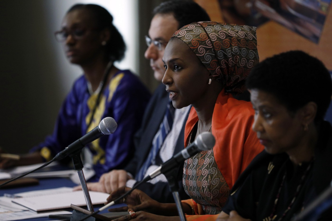 from the CSW62 Side Event, African Women's Decade: Stepping Up Action for & with Rural Women to 2020. -UN Women/Ryan Brown