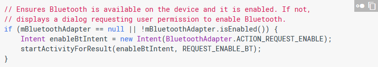 Android Bluetooth Low Energy Communication — Simplified