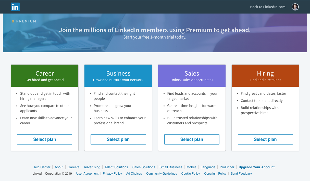 LinkedIn Gets Jobs to be Done. How Linkedin Uses Progress to ...