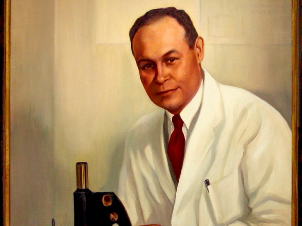 """""""Father of the Blood Bank"""" Dr. Charles R. Drew"""