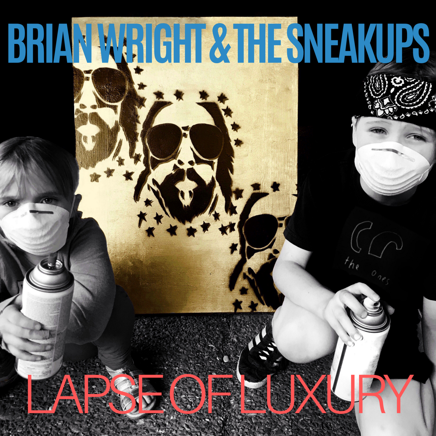 Brian Wright and the Sneakups