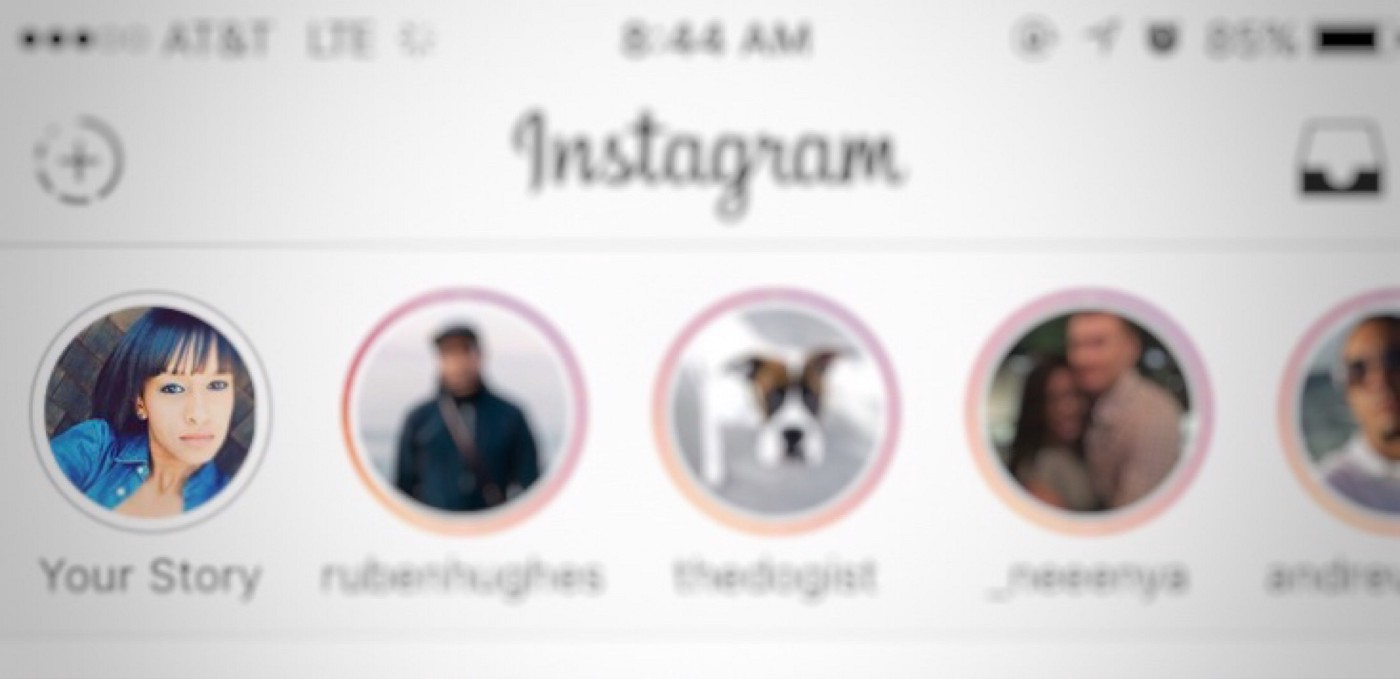 Thoughts on Instagram Stories - Startups & Venture Capital